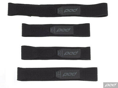 POD MX Motocross Enduro Offroad Race Knee Brace Replacement Strap Set Adults