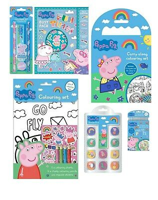 Peppa Pig MEGA SET Great for Christmas, Birthdays For All Peppa Pig Fans