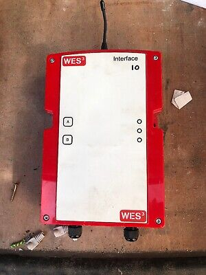 WES 3 Fire Alarm Interface (fire Relay )