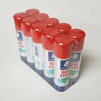 Staedtler Glue Sticks 35G - Pack Of 10 Rrp $30
