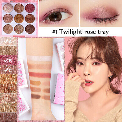 9-color of mousse eyeshadow easy to color not blooming durable waterproof SALE