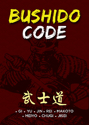 Bushido Code Ebook with Full Master Resell Rights   MRR   PDF
