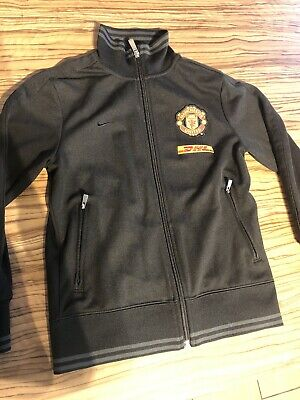 Manchester United Jacket 10-12 Years