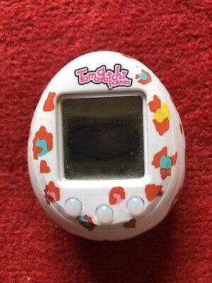 Bandai Tamagotchi Friends White Electronic Pet Interactive Toy