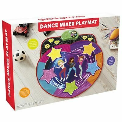 Dance Mixer Playmat CHRISTMAS XMAS PARTY FAMILY FUN LIGHTS SOUND