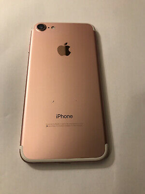 Apple iPhone 7 128GB Rose Gold Original Unlocked