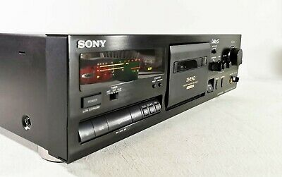 Sony TC-K 611 S 3 Head Stereo Deck with Dolby B, C & S - GWO - FREE UK DELIVERY