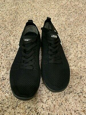 NIKE Men's Shoes Air Vapormax Flyknit 942842 001 Black White Size 11