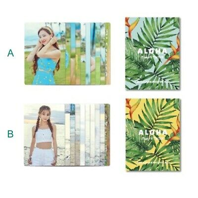 TWICE POP UP STORE Twaii's Shop Lenticular Photocard Member Set