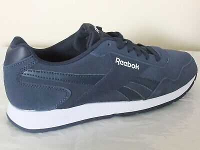Reebok Classic Royal Glide Mens Shoes Trainers Uk Size 8.5 - 10.5    Cn4562