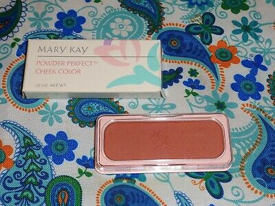 Mary Kay Powder Perfect CASHMERE Cheek Color BLUSH ~ CASHMERE