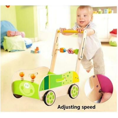 Kids Activity Push Along Walker Toys Baby Learn