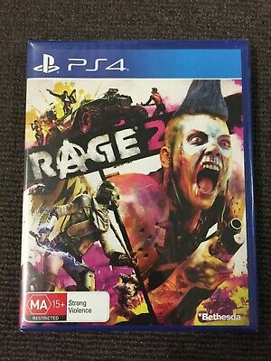 RAGE 2 - PS4 PlayStation 4 Game - Brand New Sealed