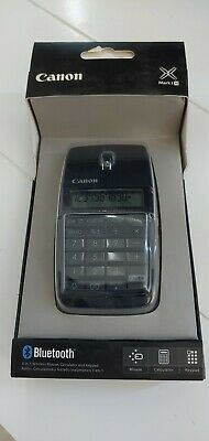 Canon 3-in-1 Bluetooth mouse, Calculator and Keypad