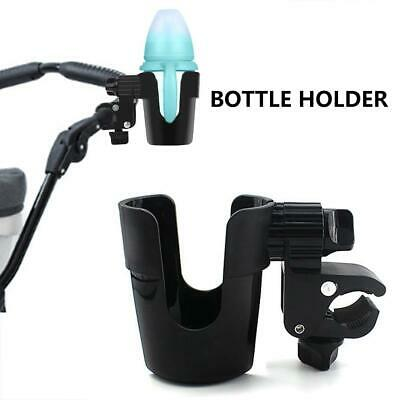 Universal Stroller Cup Holder Large Caliber Designed Cup Holder 360 Degrees Rota
