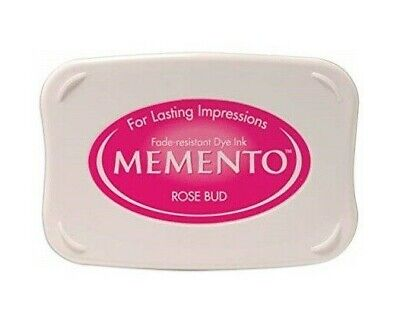 1 x MEMENTO ROSE BUD INK PAD, Stamps, Hobby, Art, Card Making, FREE AUS POST