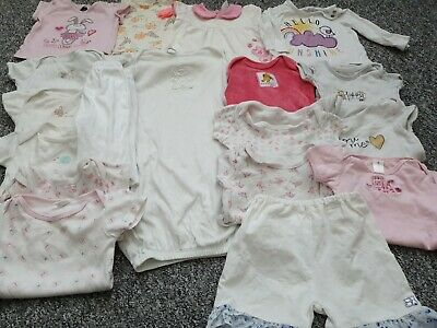Girls 0-3 Months Bundle *Combined Postage*