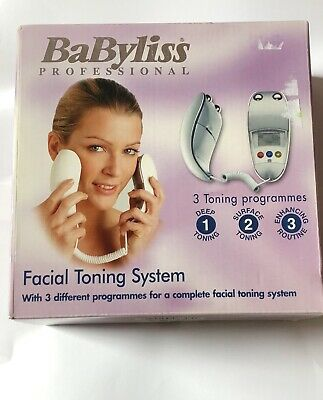 Babyliss Professional Facial Toning System