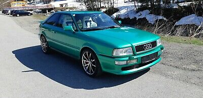 Audi S2 ABY 6 Gang