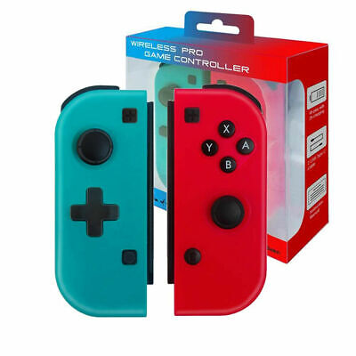 Wireless Pro Game Controller For Nintendo Switch Console Gamepad Joypad UK E5H4T