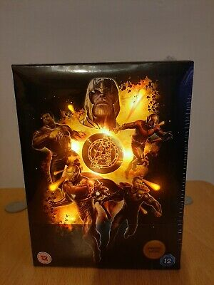 Avengers : Endgame  3D - Blu-ray Exclusive Collector's Edition Steelbook