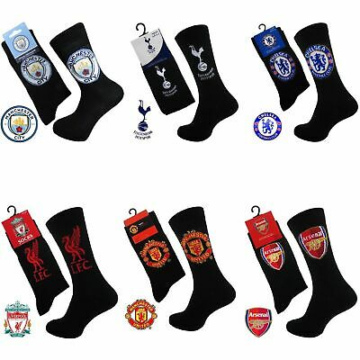 Official Men's Boys Football Chelsea Liverpool Arsenal  Socks