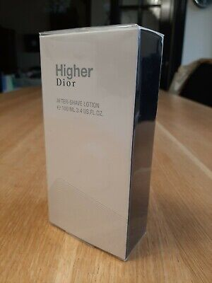 Dior Higher After-shave lotion 100ml NEW