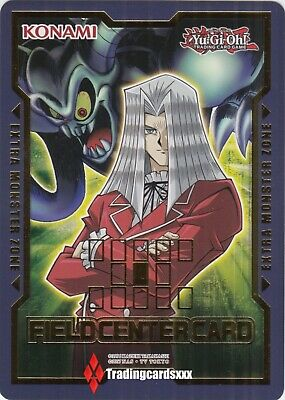 ♦Yu-Gi-Oh!♦ Field Center Card : Maximillion Pegasus & Crane Invoqué Toon - DUDE