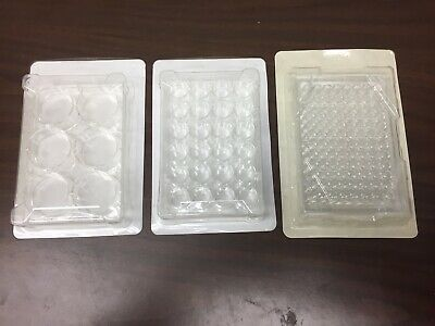6, 24 and 96 Well Tissue Culture Plates Sterile Qty 51