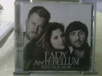 Lady Antebellum - Need You Now ,12 Titel, Guter Zustand