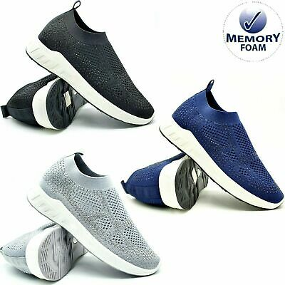 Ladies Slippers Women Memory Foam Fur Thermal Ankle Boots Warm Shoes Size