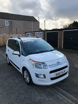 2013 Citroen C3 Picasso 1.6 VTi ( 120bhp ) EGS6 2012.5MY Exclusive