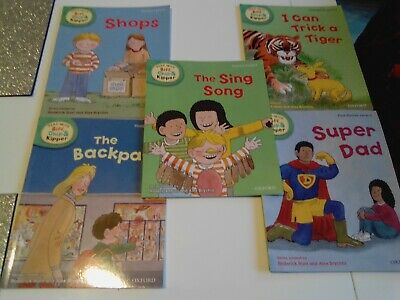 Read with biff chip and kipper Level 3