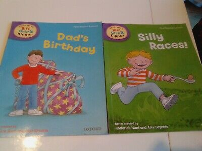 Read with biff chip and kipper Level 2