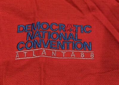 Democratic National Convention  Polo Shirt New XLarge