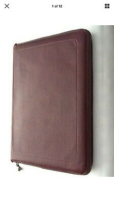 The Holy Bible containing the Old and New Testaments - Leather Zipped - 1938