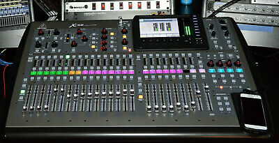 Behringer X32 40-Channel, 25-Bus Digital Mixing Console X-32