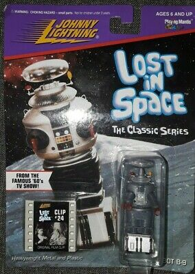 Johnny Lightning Lost in Space The Classic Series Robot B-9