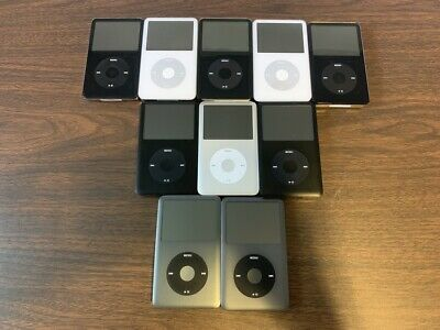 Apple iPod Classic 5th, 6th & 7th Generation 30GB, 60GB, 80GB, 120GB & 160GB