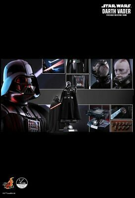 Hot Toys QS013 Star Wars Return of the Jedi Darth Vader 1/4 scale with Bonus