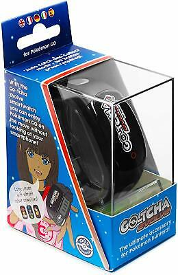 Go-tcha Evolve LED-Touch Wristband Watch for Pokemon Go Auto Catch Auto Spin New