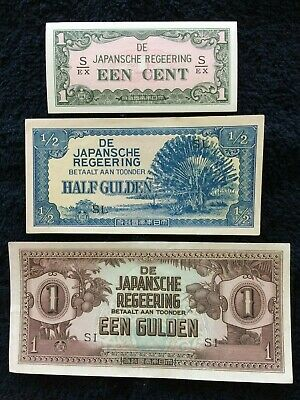Japanese Invasion Money Ww11 . Lot Of 67 Notes