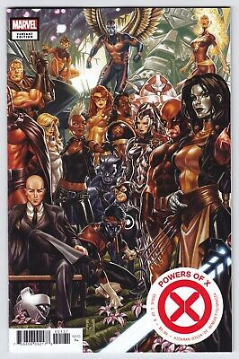 Marvel Comics Powers Of X #1 Connecting Variant 2019 1st Print NM *HOT*
