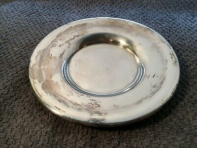 Wilcox Silver Plate Company Antique Tea Coffee Serving Dish Circa 1920's