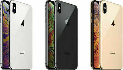Apple iPhone XS 256GB Factory Unlocked GSM SmartPhone AT&T T-mobile Verizon