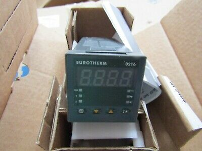 Eurotherm 0216 PID Temperature Controller 48x56 RTD Thermocouple In Sie 4683766