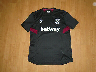 West Ham United Player Issue shirt size extra large, Umbro, VGC, UK FREEPOST!