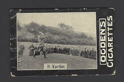 Ogdens (Tabs) - General Interest (97-2, Golf) - Harry Vardon (Driving)