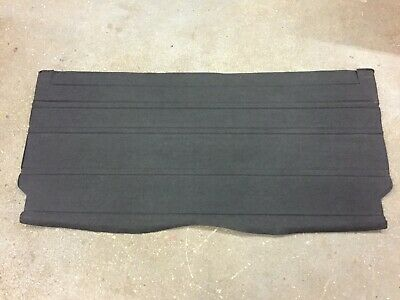 #3 Peugeot Partner 1996 - 2006 Citroen Berlingo rear load cover parcel shelf