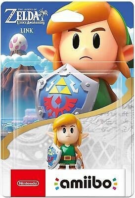 Amiibo Link Nintendo Switch Link's Awakening Brand New Sealed Official
